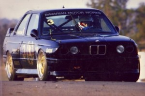 ESS Garage Doors BMW Racing