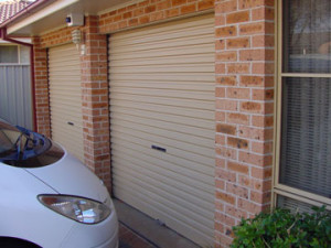 Residential Roller Door Installation